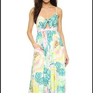 Mara Hoffman Flora Stone Maxi Dress 2